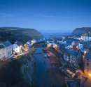 Staithes at eventide