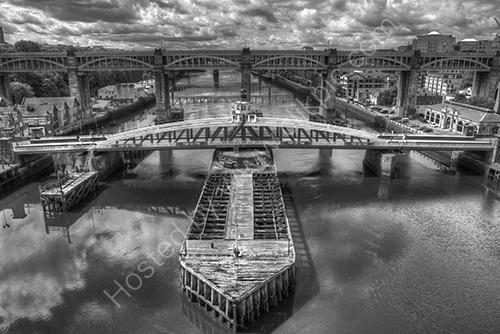 HC. Tyne bridges
