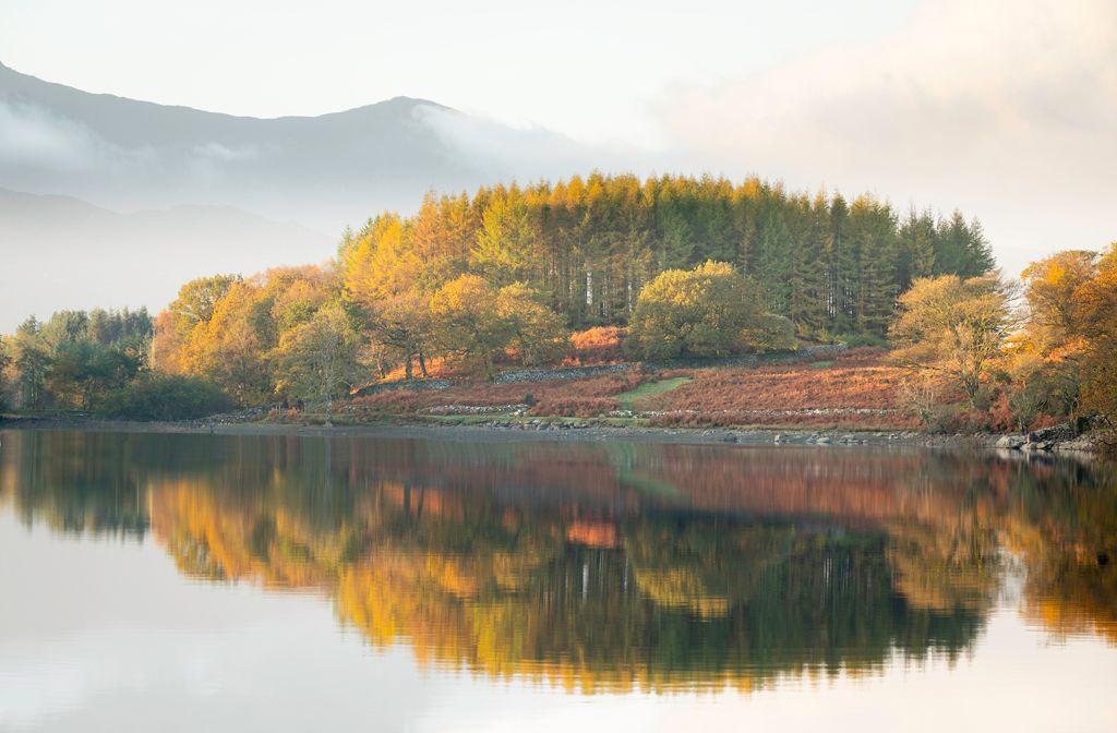 Dolgellau landscape photo 2