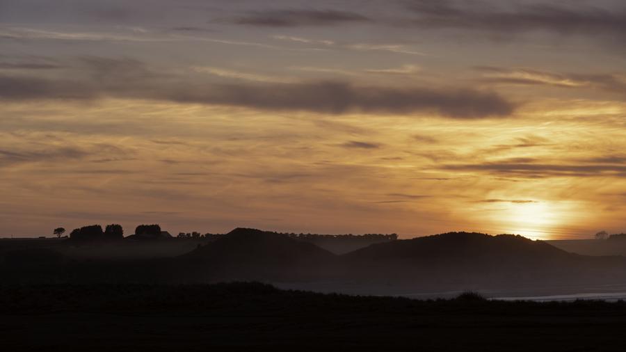 aa dunstanburgh sunset