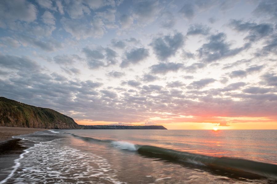 penbryn beach landscape