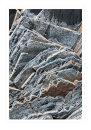 3577 Rock strata, Cornwall