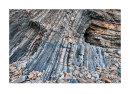 3614 Rock strata, Cornwall