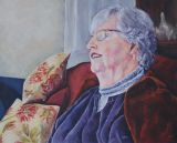 My Mum - Portrait