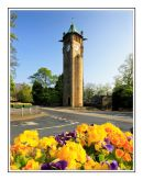 Lindley Clock Tower