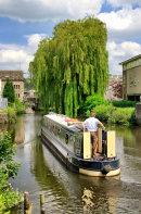 Canal at Huddersfield University 2