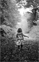 A walk in the woods - Quarmby