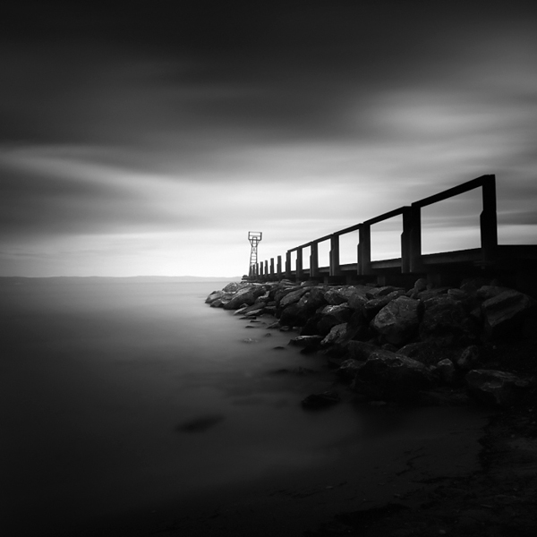 Pier and silence