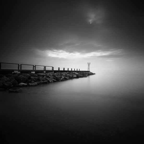 Pier and silence #2