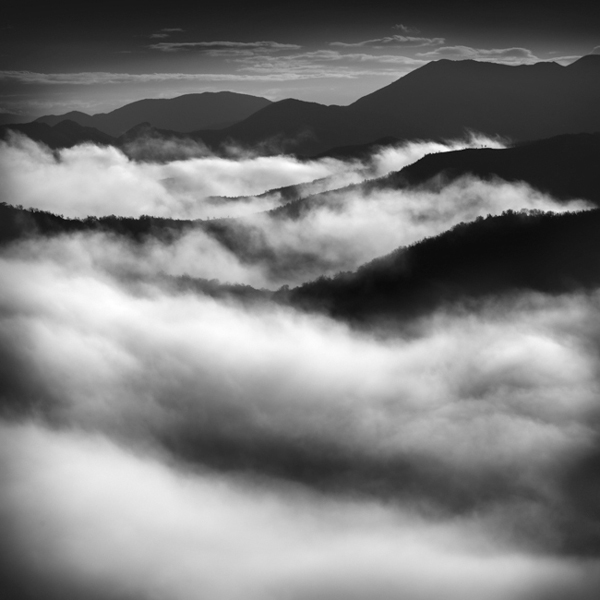Cloudy tops