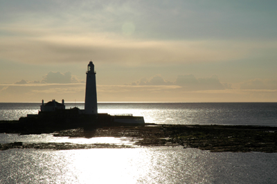 Early Morning at St Mary's Island