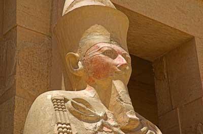 Hatshepsut's Statue