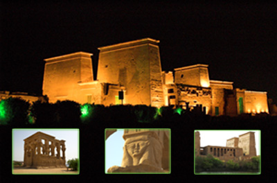 Temple of Isis, Philae Sound & Light Show