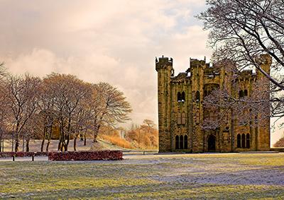Hylton Castle Grounds