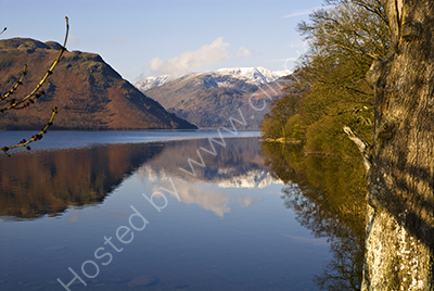 Clear Morning Over Ullswater
