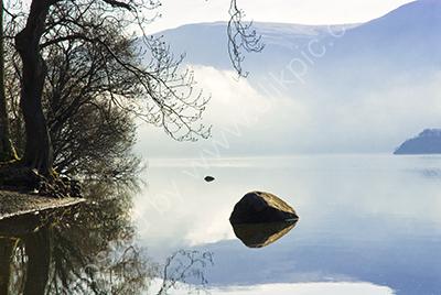 Misty Morning at Ullswater