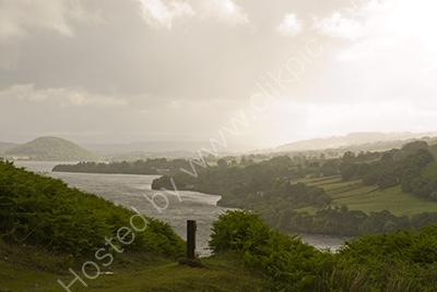 Dull Day Over Ullswater
