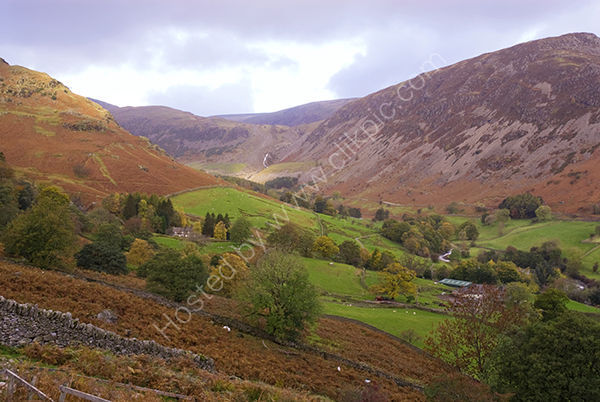 Hills Near Glenridding