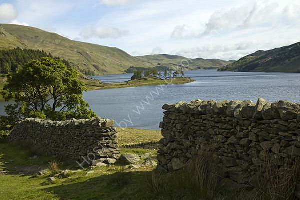 View down Haweswater