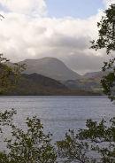 Morning at Ullswater Lake
