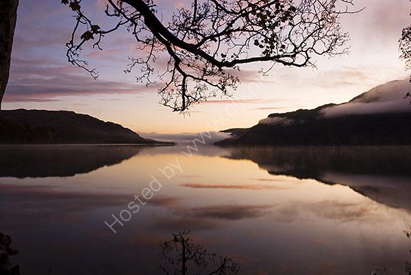 Moody Morning at Ullswater