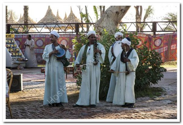 Nubian Musicians