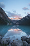 Lake Louise at Dawn