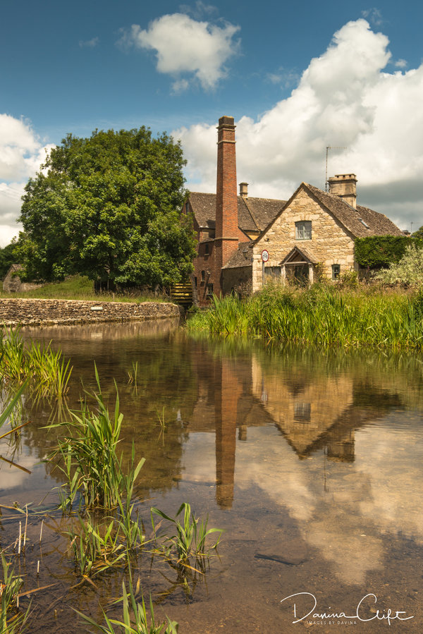 Old Mill at Lower Slaughter