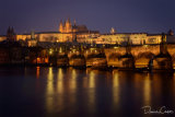 Charles Bridge and Castle