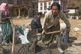 Nan Digging