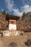 Stupa at Tamchoe