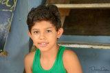 Boy in Tortuguero