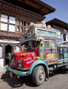 Indian lorry