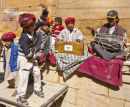 Jaisalmer boy band