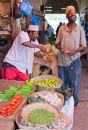 Stone Town spice market, Zanzibar