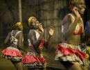 Zimbabwean dancers