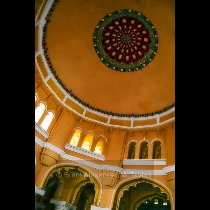 Thirumalai Nayak Palace, India