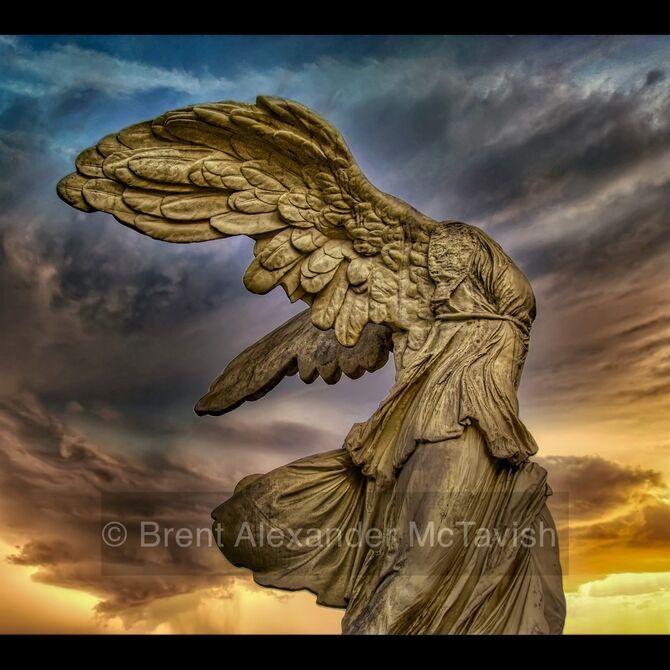 Victory Angel