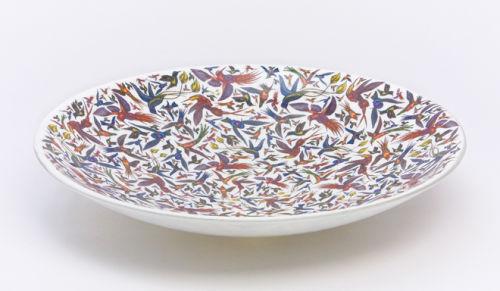 Humming Bird Bowl