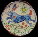 Hare Plate 2