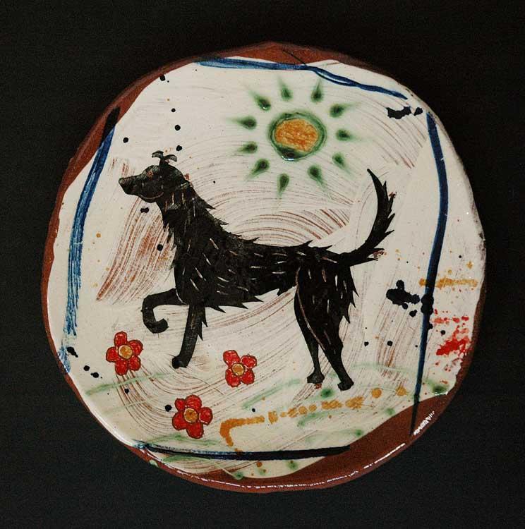 Hound Plate