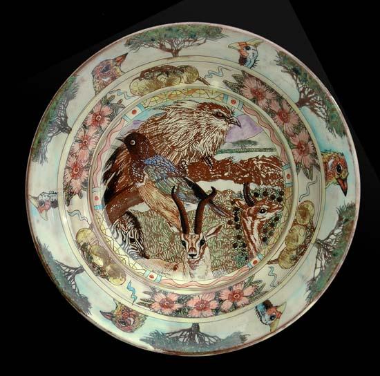 Medum Dish [African]