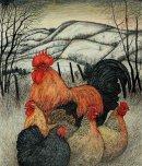 Poultry, Sgithwen Valley