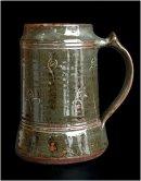 Abuja Pottery, tankard