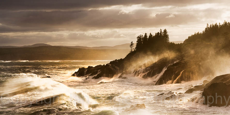 Green Cove, Cape Breton National Park, Nova Scotia, Canada