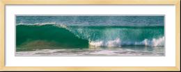 Breaking Hebridean wave