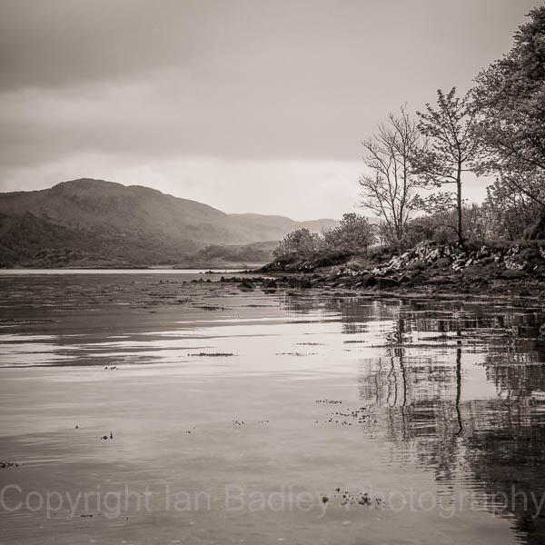 Stll waters edge, Argyll, Crinan, Scotland