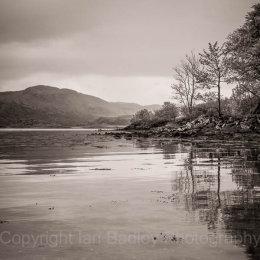 Stll waters edge, Argyll, Crinan, Scotland