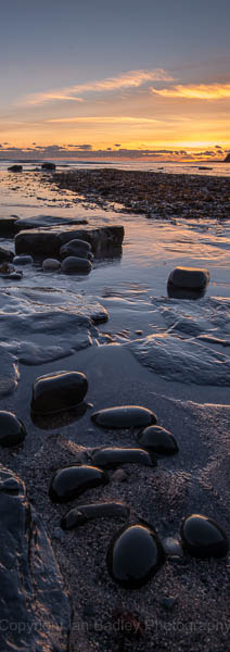 Kimmeridge vertical, Dorset, England