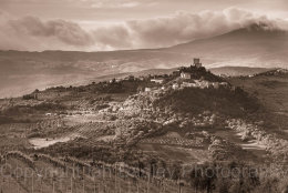 Rocca d'Orcia, Tuscany, Italy